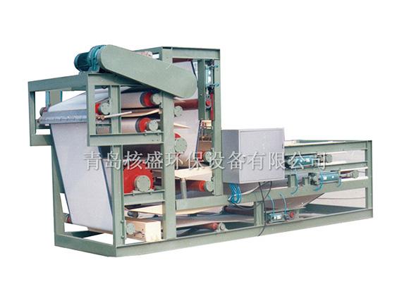 立式带式压滤机